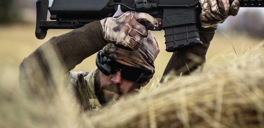 Стрельба с использование очков ShotGlass tracking-point.com - «Умное» оружие под армейский патрон | Военно-исторический портал Warspot.ru