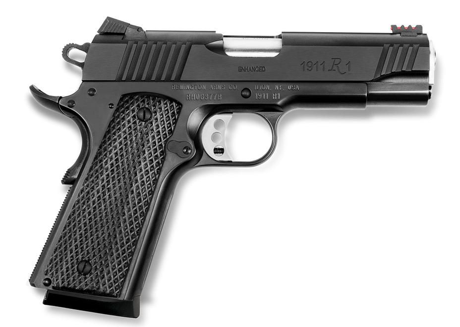 Пистолет Remington Model 1911 R1 Enhanced Commander thefirearmblog.com - Remington порадовал фанатов «кольта» | Военно-исторический портал Warspot.ru