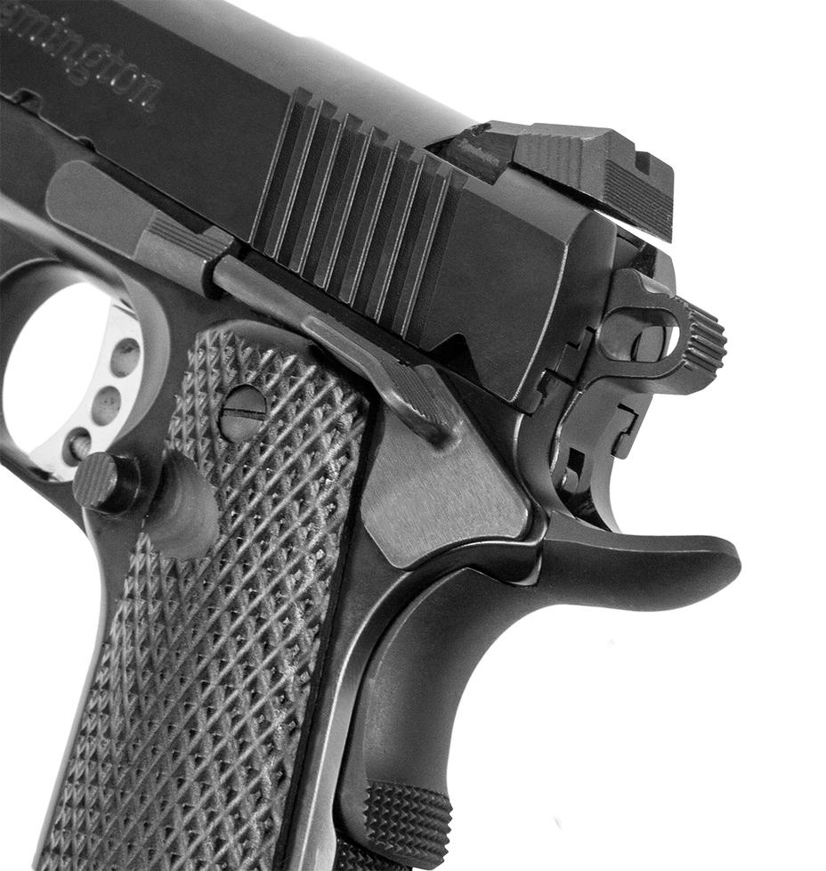 Пистолеты оснащаются автоматическим и механическим предохранителями thefirearmblog.com - Remington порадовал фанатов «кольта» | Военно-исторический портал Warspot.ru