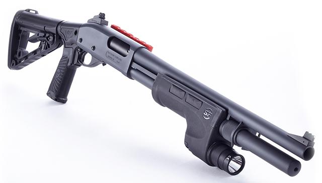 Дробовик CQB Shotgun wilsoncombat.com - CQB Shotgun – «очень тактический» дробовик | Военно-исторический портал Warspot.ru