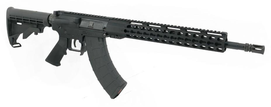 «Гибридная» винтовка KS-47 palmettostatearmory.com - Американцы «скрестили» AR-15 и АК-47 | Военно-исторический портал Warspot.ru