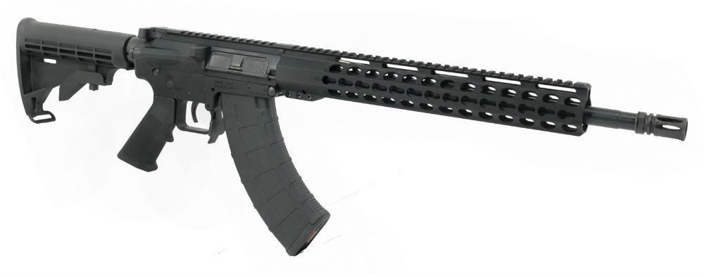 Американцы «скрестили» AR-15 и АК-47