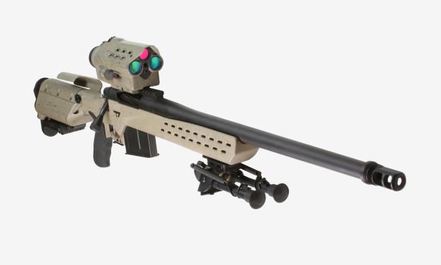 Винтовка M1400 tracking-point.com - M1400 – самая точная снайперская винтовка в мире | Военно-исторический портал Warspot.ru