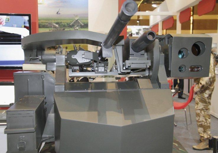 Боевой модуль АДУНОК-В janes.com - Белорусский боевой модуль получил новую версию | Военно-исторический портал Warspot.ru
