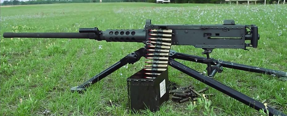 Пулемет M2 Browning scout.com - Американская армия получит титановые пулемёты | Военно-исторический портал Warspot.ru