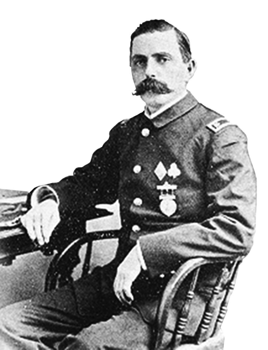 Генерал Генри Лоутон rockislandauction.com - Рекордный лот: $1,2 млн за винтовку 1886 года | Военно-исторический портал Warspot.ru