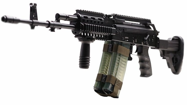 Автомат WZ 96C Beryl fabrykabroni.pl - Польская армия вооружается новыми автоматами | Военно-исторический портал Warspot.ru