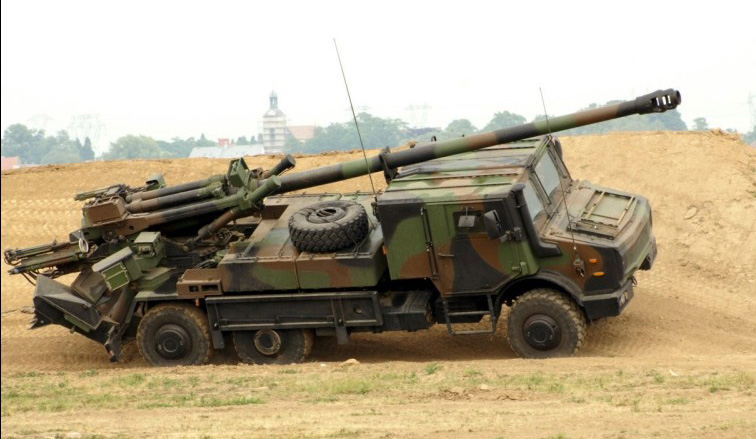 Франция и Германия удивят мир артиллерийским обновлением