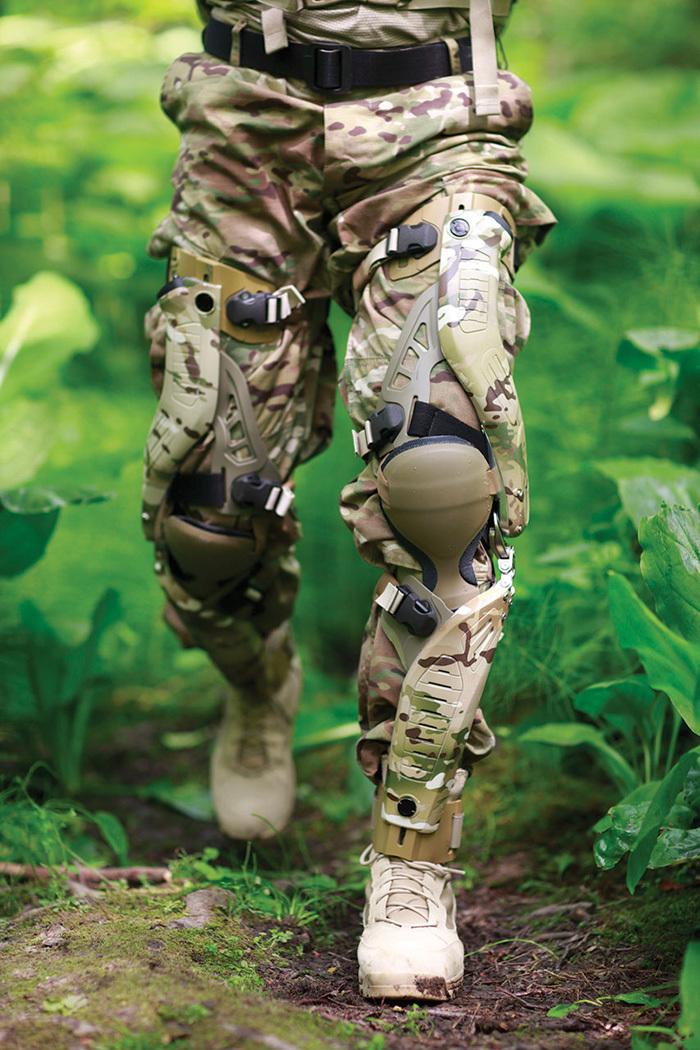 PowerWalk от BionicPower bionic-power.com - Солдаты смогут генерировать ток | Военно-исторический портал Warspot.ru