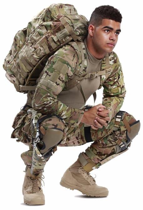 Солдат с системами PowerWalk на ногах bionic-power.com - Солдаты смогут генерировать ток | Военно-исторический портал Warspot.ru