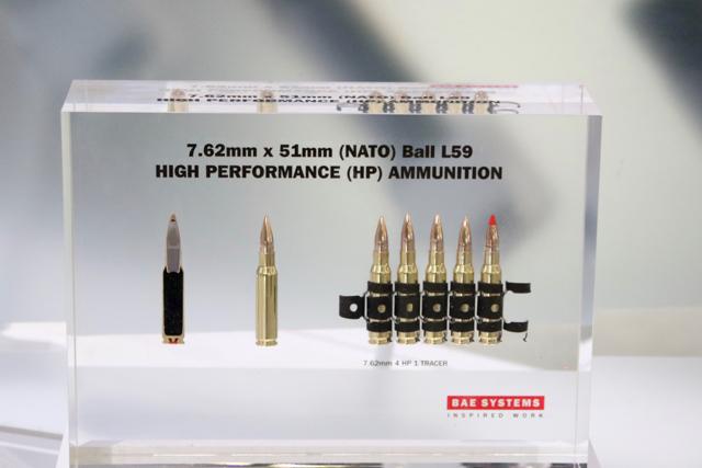 Патрон L59A1 High Performance от BAE Systems defence-blog.com - Новые патроны для британских солдат | Военно-исторический портал Warspot.ru