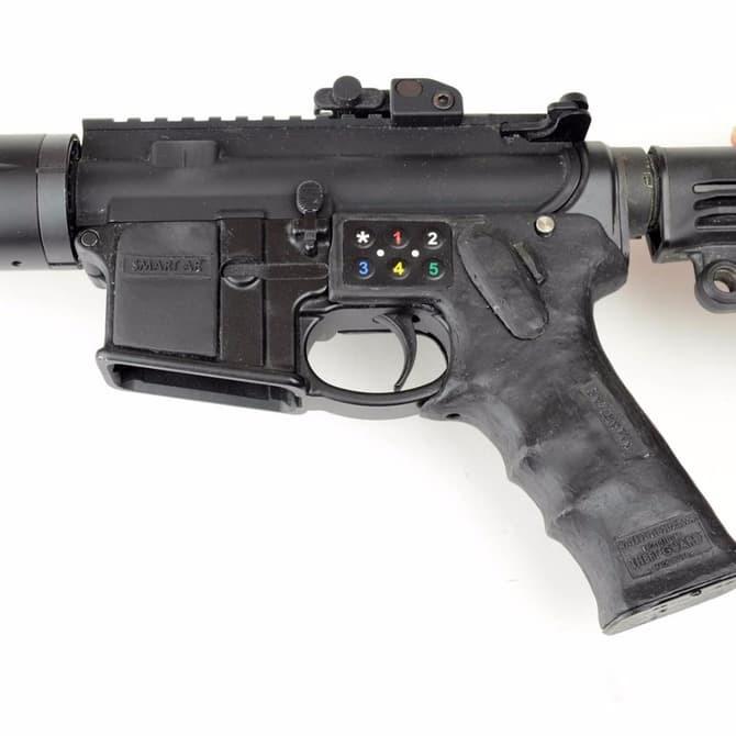 Система Smart 2 для винтовки типа AR-15 safetyfirstarms.com - Американцы встроили сигнализацию в пистолеты | Военно-исторический портал Warspot.ru