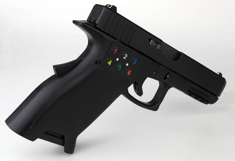 Система Smart 2 для пистолета safetyfirstarms.com - Американцы встроили сигнализацию в пистолеты | Военно-исторический портал Warspot.ru