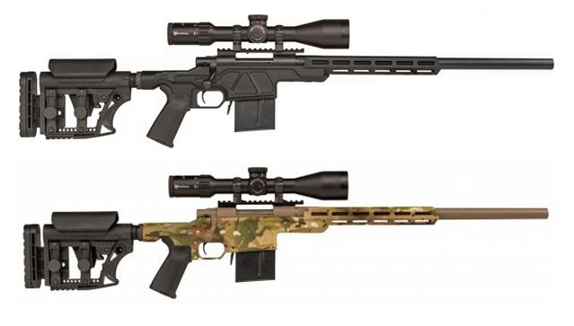 Howa HCR в различных расцветках thefirearmblog.com - Бюджетная винтовка для начинающего снайпера | Военно-исторический портал Warspot.ru