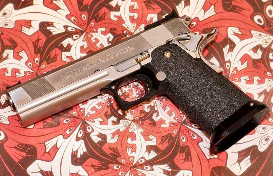 Пистолет фирмы Millenium Custom - «Кольт» M1911: нестареющая классика оружейного мира | Военно-исторический портал Warspot.ru