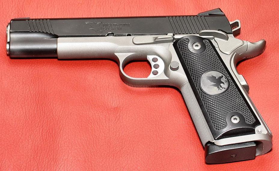 NightHawk Talon - «Кольт» M1911: нестареющая классика оружейного мира | Военно-исторический портал Warspot.ru