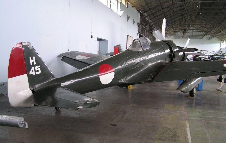 Японский истребитель Накадзима Ки-43 Хаябуса ВВС Индонезии в военном музее - Рождение Индонезии: голландцы возвращаются | Военно-исторический портал Warspot.ru