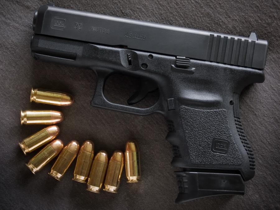 Glock 30 — субкомпактная модель под патрон .45 ACP - «Глок» – простой, как лопата | Военно-исторический портал Warspot.ru