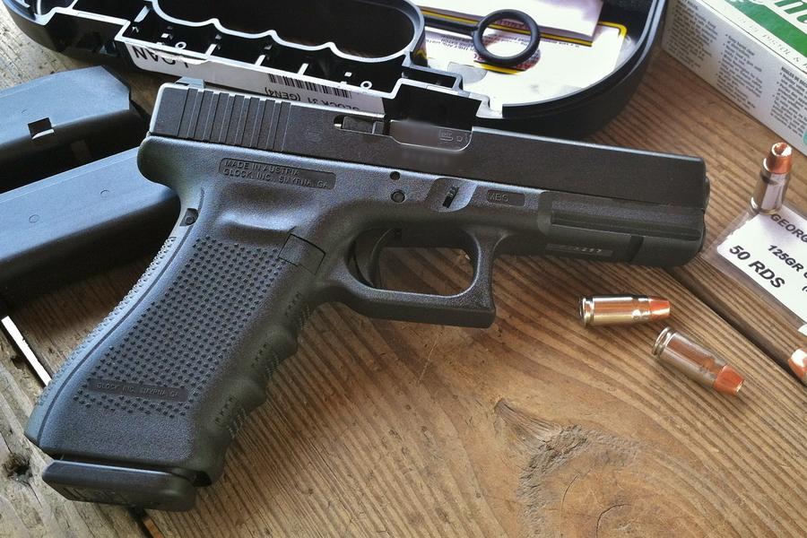 Glock 31 — вариант стандартной модели под патрон .357 SIG - «Глок» – простой, как лопата | Военно-исторический портал Warspot.ru