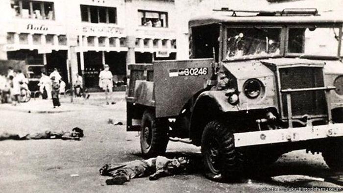 Результаты путча в Бандунге, 1950 год - Рождение Индонезии: победа над федерализацией | Военно-исторический портал Warspot.ru