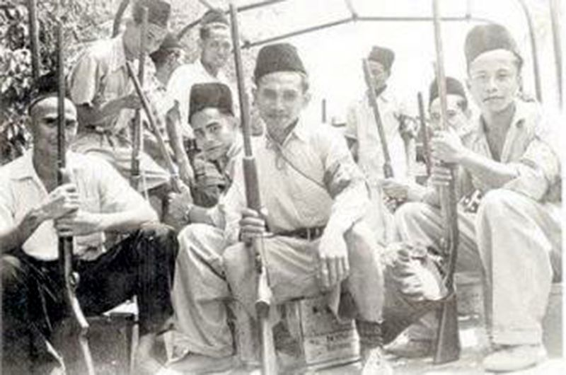 Отряд индонезийских коммунистов - Рождение Индонезии: победа над федерализацией | Военно-исторический портал Warspot.ru
