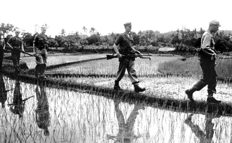 Голландские солдаты на Яве, 1949 год - Рождение Индонезии: победа над федерализацией | Военно-исторический портал Warspot.ru