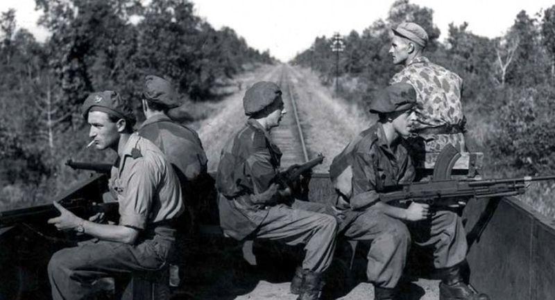 Голландский конвой на Яве, 1949 год - Рождение Индонезии: победа над федерализацией | Военно-исторический портал Warspot.ru