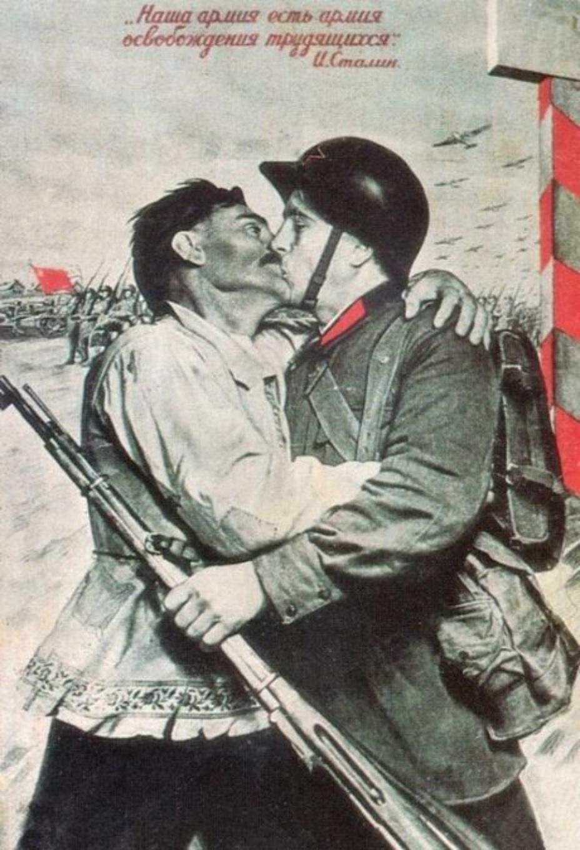 Картинки по запросу части ркка входят на территорию польши сентябрь 1939 г - фото