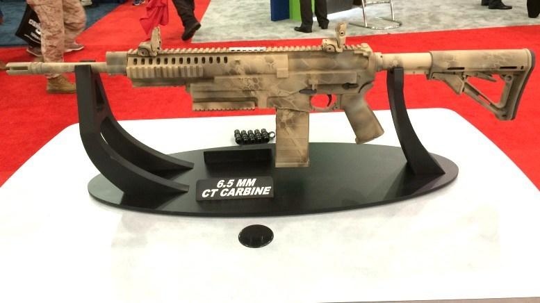 Прототип автомата 6.5 CS Carbine military.com - Необычный карабин под нестандартный патрон | Военно-исторический портал Warspot.ru
