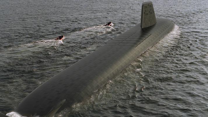 Reino Unido: Nova geração de submarinos com mísseis balísticos