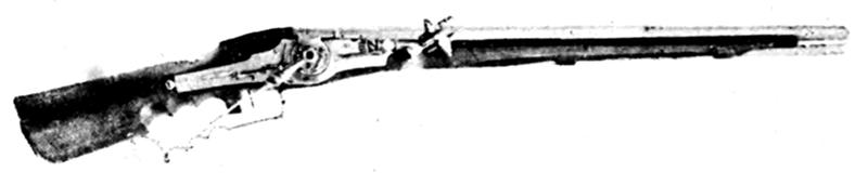Малая испанская аркебуза с колесцовым замком, датированная 1531 годом. Calvert, pl. 212 - «Nomen certe novum»: явление аркебузы и мушкета | Военно-исторический портал Warspot.ru