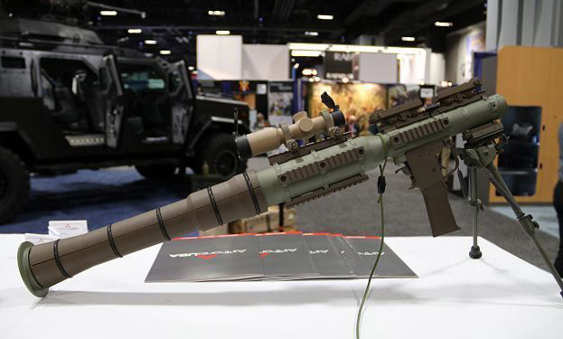 Гранатомет PSRL-1 armyrecognition.com - РПГ-7 по-американски | Военно-исторический портал Warspot.ru