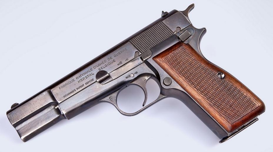 Pistolet Automatique Browning FN Modele 1935 de Grande Puissance, он же FN Browning GP-35, в своём классическом виде - Последний пистолет гения | Военно-исторический портал Warspot.ru