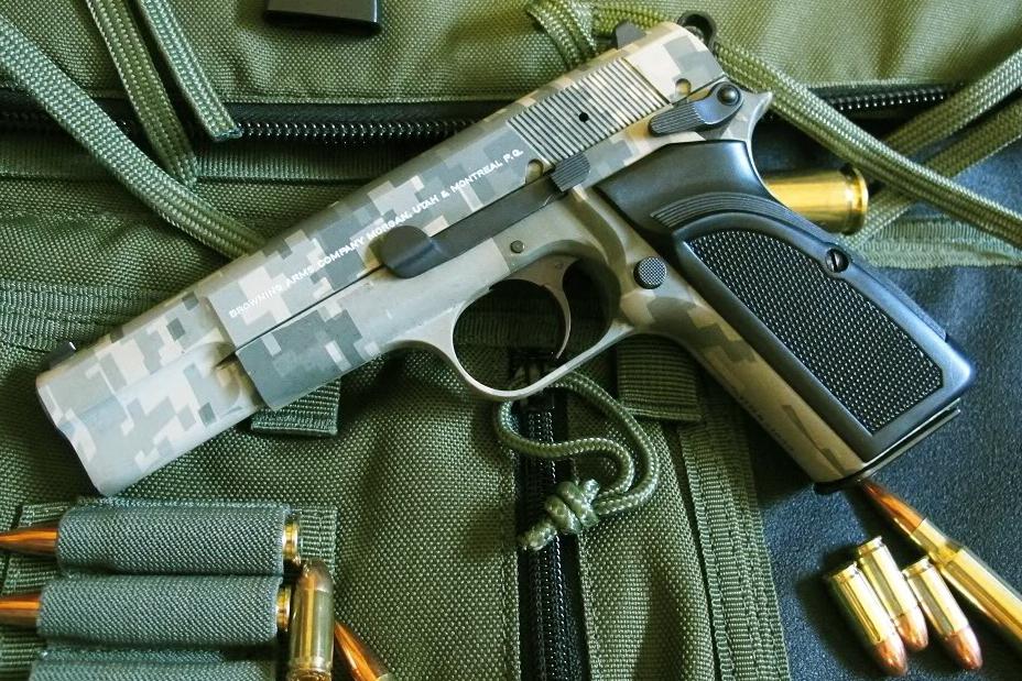 «Современное прочтение» легендарного пистолета, произведённое в США - Последний пистолет гения | Военно-исторический портал Warspot.ru