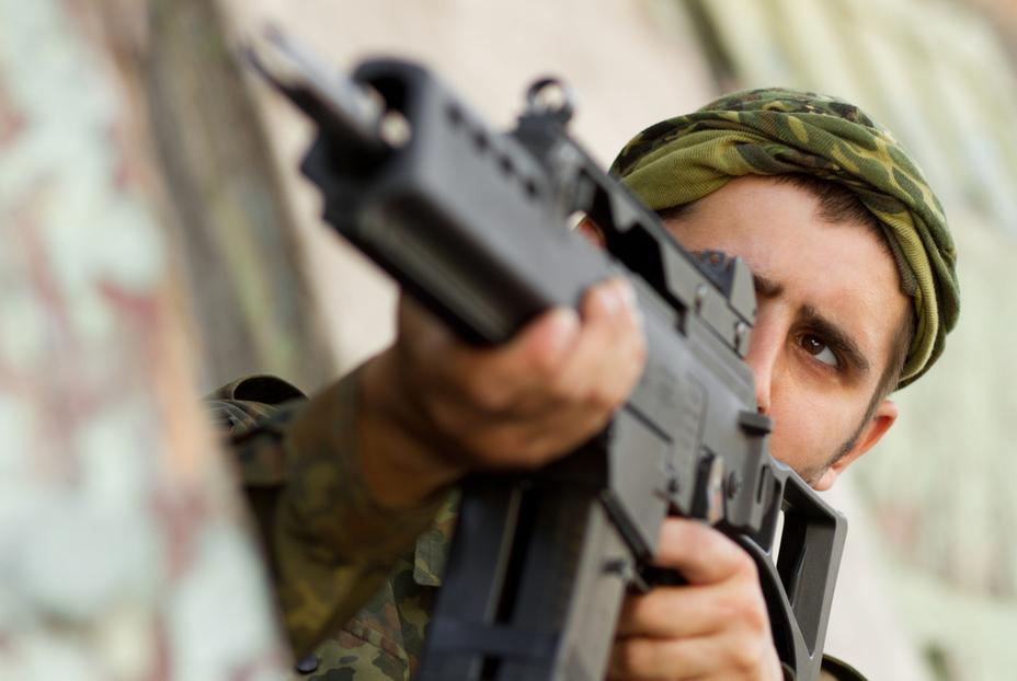 Штурмовая винтовка Heckler & Koch G36 состоит на вооружении в более чем сорока странах мира seal-team-pro.livejournal.com - Heckler & Koch сужает рынок сбыта | Военно-исторический портал Warspot.ru