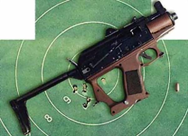 Служебный пистолет «Гепард-С». Увы, хорошие фотографии этого оружия не известны - сказываются засекреченность и само время разработок - Неудавшийся прыжок «Гепарда» | Военно-исторический портал Warspot.ru