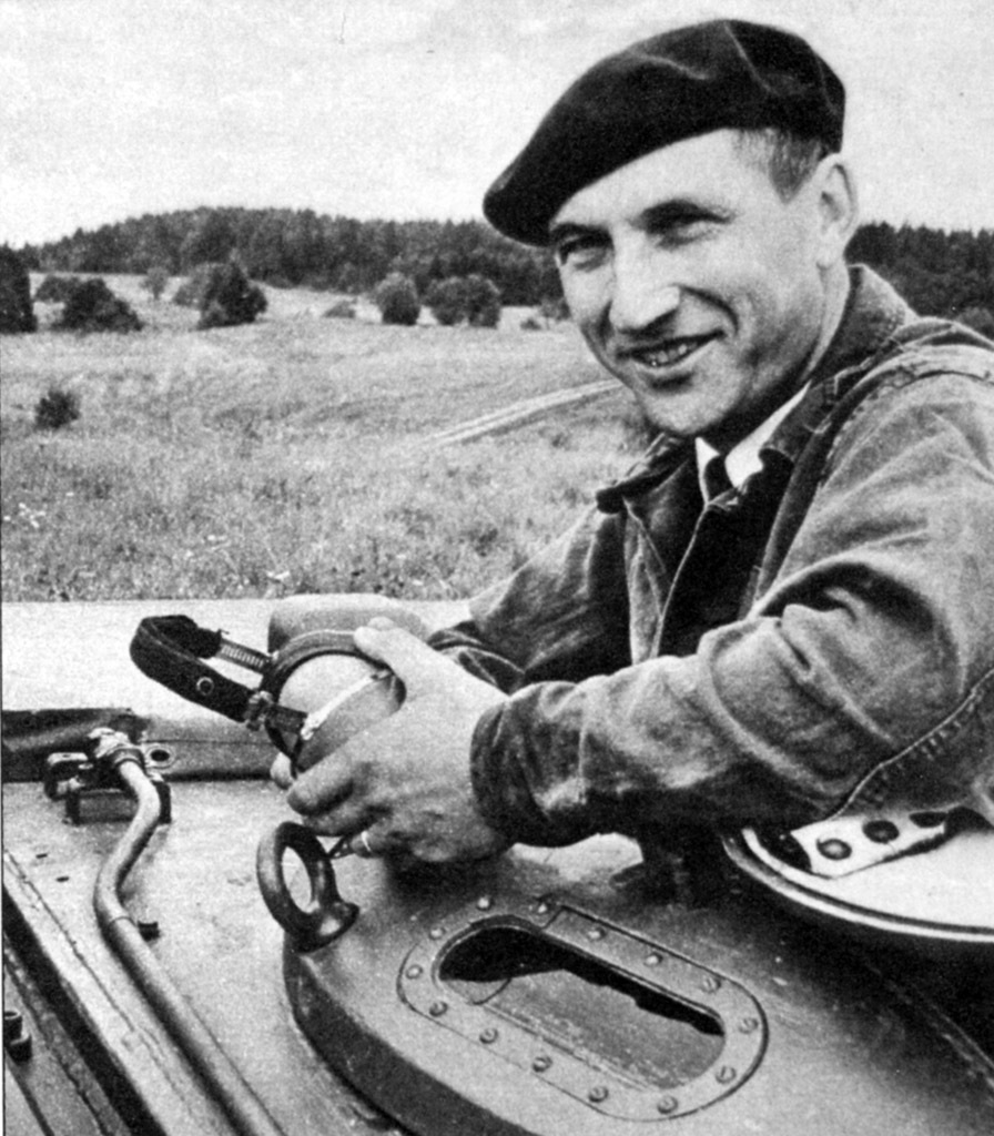 ?Свен Берге, создатель Strv 103 и одна из ключевых фигур в шведском танкостроении - Удивительный танк Strv 103 | Военно-исторический портал Warspot.ru