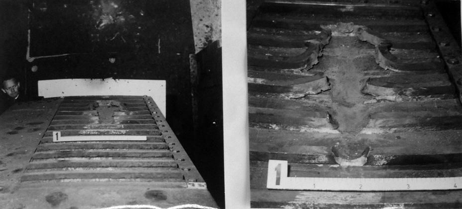 ?Испытания верхнего лобового листа с наварками, которые оказались весьма эффективным средством «торможения» снарядов - Удивительный танк Strv 103 | Военно-исторический портал Warspot.ru