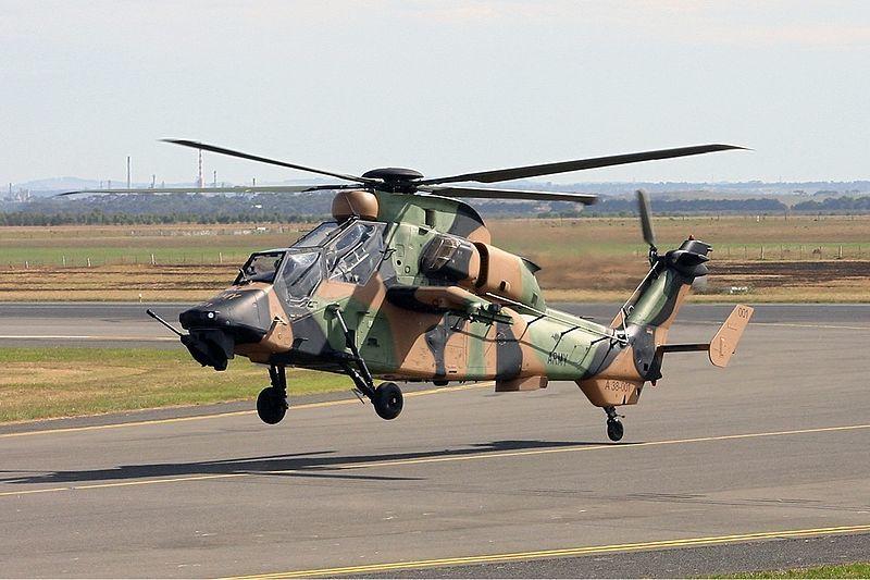 Вертолёт Tiger ARH. defenseindustrydaily.com - Неудачи минувшего года | Военно-исторический портал Warspot.ru