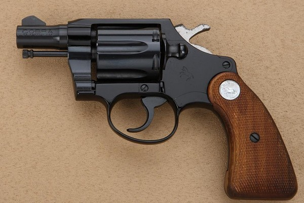 Револьвер Colt Cobra 70-х годов. icollector.com - «Кобра» возвращается | Военно-исторический портал Warspot.ru