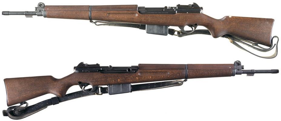 Самозарядная винтовка SAFN-49 под «маузеровский» патрон 7,92×57 мм - «Правая рука свободного мира» | Военно-исторический портал Warspot.ru