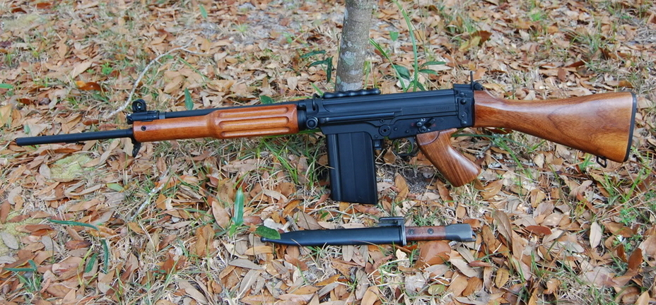 Израильский вариант винтовки - «Правая рука свободного мира» | Военно-исторический портал Warspot.ru