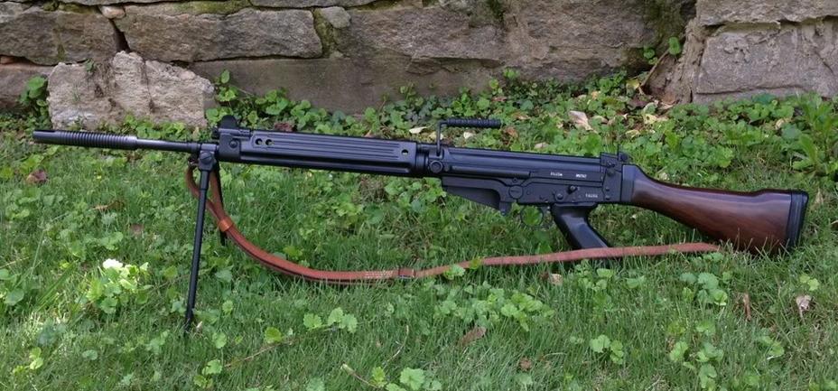 Steyr Stg.58 — австрийский вариант бельгийской винтовки - «Правая рука свободного мира» | Военно-исторический портал Warspot.ru