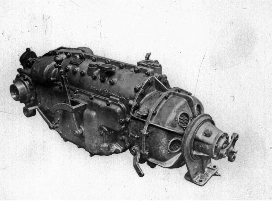 ?Коробка передач ZF SSG 46, которая приятно удивила высоким уровнем точности изготовления - Ариец польского отжима | Военно-исторический портал Warspot.ru