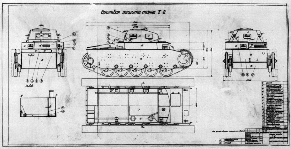 ?Схема бронирования Pz.Kpfw.II Ausf.C - Ариец польского отжима | Военно-исторический портал Warspot.ru