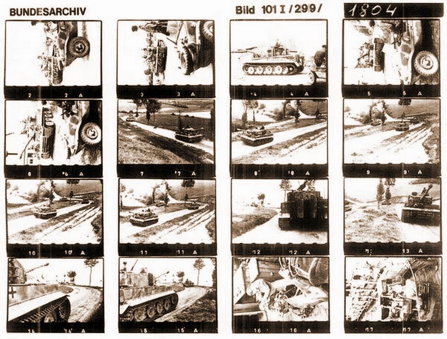 Раскадровка плёнки в том виде, в каком она хранится в Бундесархиве. Марш запечатлен на девяти кадрах, № 7–15 - «Двести двенадцатый» | Военно-исторический портал Warspot.ru