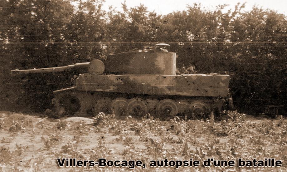 На этом фото «Тигра» № 212 на борту его корпуса и на катках хорошо видны следы атак штурмовиков союзников - «Двести двенадцатый» | Военно-исторический портал Warspot.ru