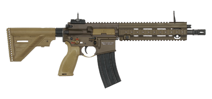 Автоматическая винтовка HK416 heckler-koch.com - FAMAS еще послужит | Военно-исторический портал Warspot.ru