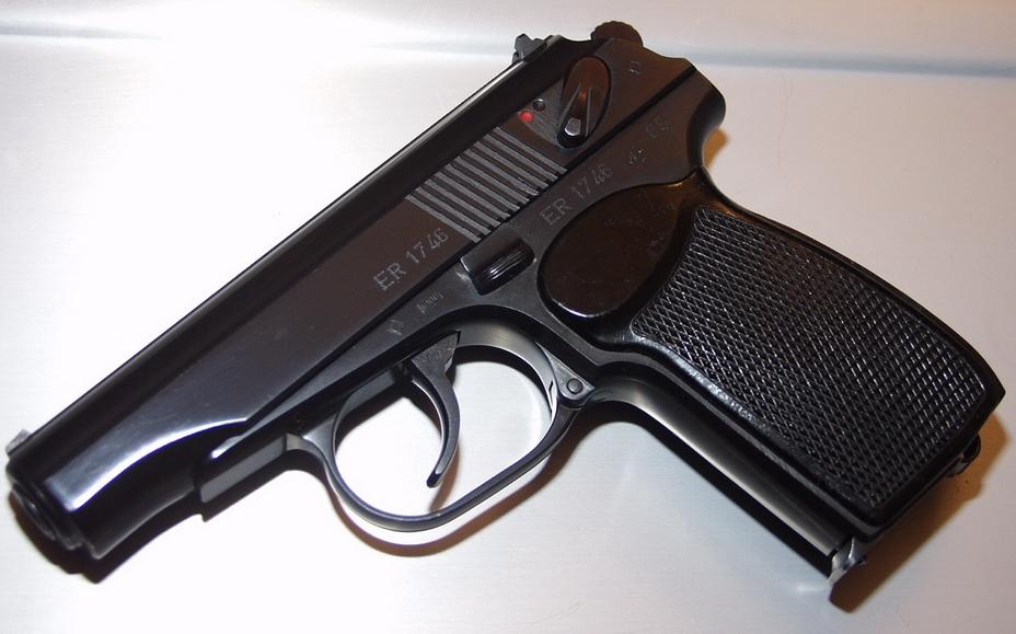 Немецкий «Макаров» — пистолет ПМ, произведенный в ГДР - Папаша «Макаров» | Военно-исторический портал Warspot.ru
