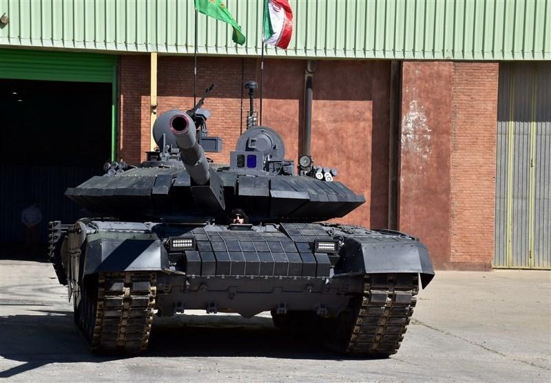Танк Karrar tasnimnews.com - Karrar: Т-90 по-ирански | Военно-исторический портал Warspot.ru